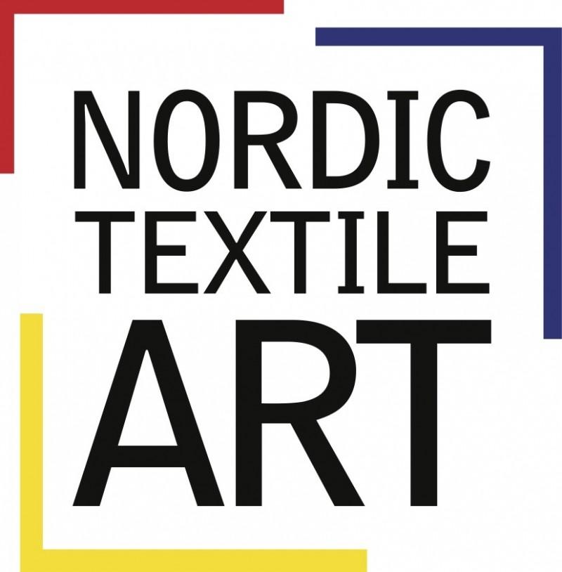 logga till föreningen Nordic Textile Art