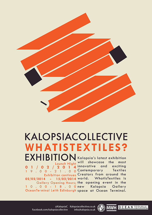 What is Textiles? Kalopsia Collective