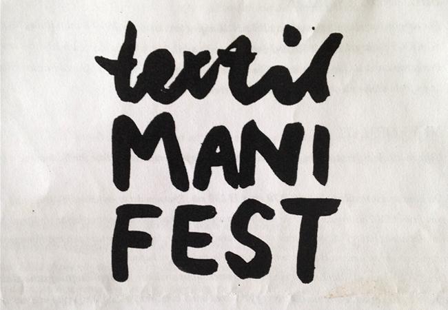 textil manifest, kkv textiltryck malmö 30 årsjubilerar